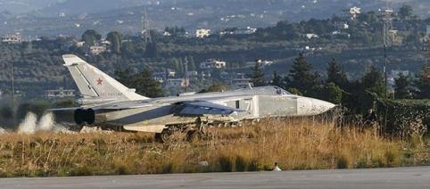 """Putin nennt Abschuss der russischen Su-24 in Syrien """"Stoß in den ... - sputniknews.com"""