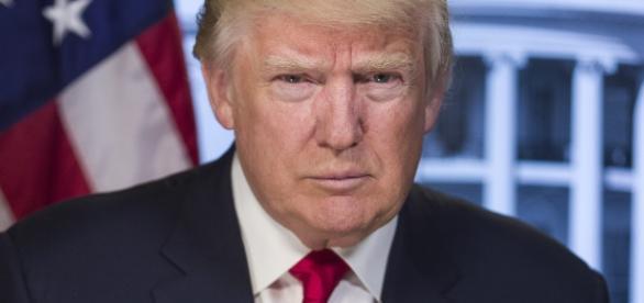 Donald Trump. [Image credit: Whitehouse.gov]