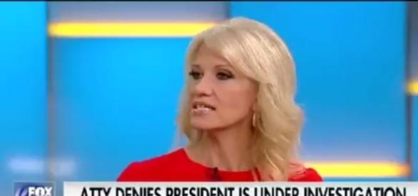 Kellyanne Conway on Donald Trump, via Twitter