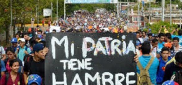 La realidad de muchos hoy en día en Venezuela