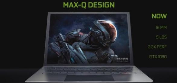 GeForce GTX 10-series laptops with Max-Q design, NVIDIA GeForce Youtube channel https://www.youtube.com/watch?v=Uzwy45QZ9Dw
