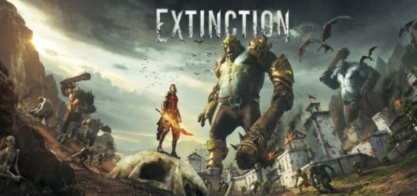 Iron Galaxy and Maximum Games Announce Extinction for PlayStation ... - mygamegenie.co.uk