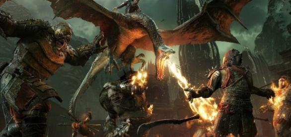 Middle Earth: Shadow Of War' Gameplay Teaser Shows How It Will ...(Image BN library)