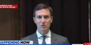 Jared Kushner speech, on MSNBC via YouTube