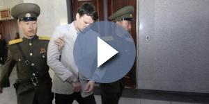 North Korea Sentences Otto Warmbier.
