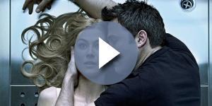 """Rosamund Pike e Ben Affleck em """"Garota Exemplar"""""""