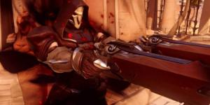 Reaper is one of 3 heroes getting changes in the latest 'Overwatch' update today.