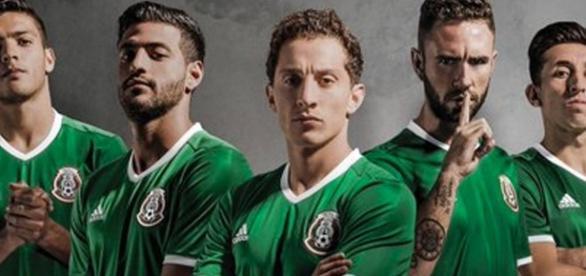 Filtran imágenes del posible jersey de la Selección Mexicana ... - notigram.com