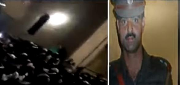 Mohammed Ayub Pandith of Security beaten to death   India TV   Youtube