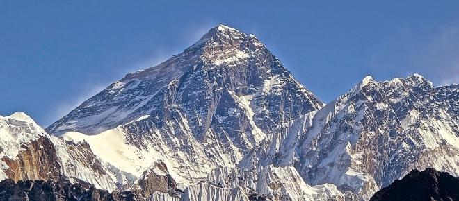 25 años de la primera expedición militar española al Everest