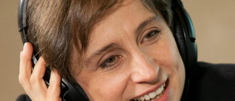 Esto opina Carmen Aristegui sobre el espionaje por parte del Gobierno