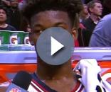 Jimmy Butler has brought his decision - YouTube screenshot via FreeDawkins