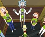 Rick and Morty Season 3 cancellation rumors - Adult Swim screenshot