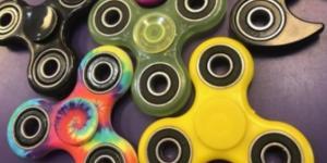 Alerta a respeito dos spinners
