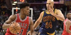 Cavaliers were among teams to ask Bulls about Jimmy Butler trade ... - image source BN library