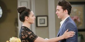 Days of Our Lives Chad and Gabi. (Image source BN library)