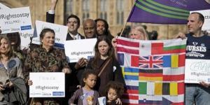 Guvernul britanic pregătește un nou program de înregistrare al cetățenilor UE din UK