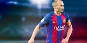 Iniesta podría dejar el Barcelona