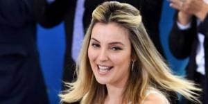 Marcela Temer chama a atenção dos russos