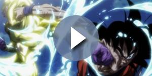 Goku vs Freezer en episodio 95
