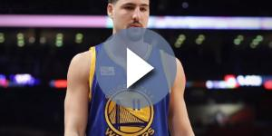Klay Thompson - The Fumble/Youtube Screenshot