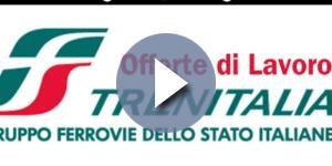 Nuove Offerte di Lavoro Ferrovie dello Stato Italiane: domanda a luglio 2017