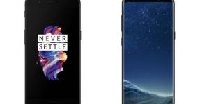 OnePlus 5 vs. Galaxy S8: Does the OnePlus 5 dethrone the S8? - technobuffalo.com