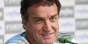 Técnico do Palmeiras deve ficar satisfeito