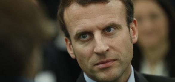 Brazen French presidential candidate Emmanuel Macron tells London ... - cityam.com