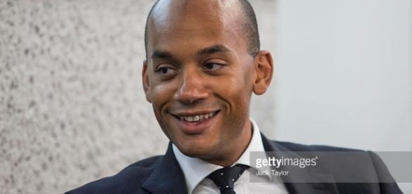 Chuka Ummuna Addresses The Federation Of Small Businesses On The ... - gettyimages.com