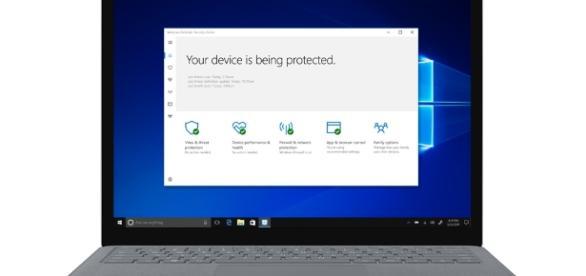 l'interface de windows 10S, le joyau de Microsoft