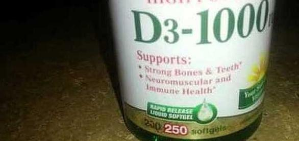 People might be taking too much of Vitamin D - [Image via Bored Guy Films/YouTube screenshot]