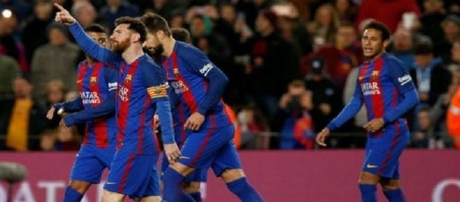 Complicaciones para el Barcelona