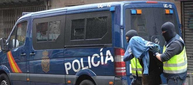 Uno de los detenidos en Madrid queda en prisión
