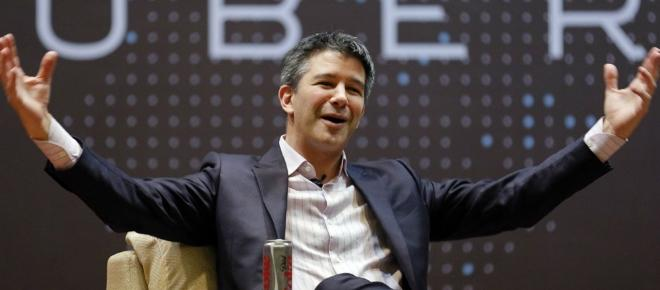 Uber founder Travis Kalanick resigns as CEO after pressure from shareholders
