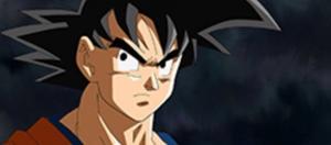 Son Goku se prepara para el torneo