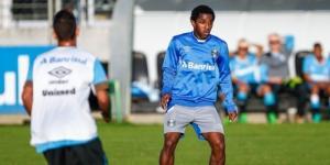 Bolaños segue como baixa do Grêmio (Foto: Lucas Uebel/Grêmio)