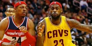 Image via Youtube channel: FOX Sports Ohio #LeBronJames #PaulPierce