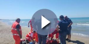 Calabria, giornalista muore dopo diversi giorni di agonia dopo essersi recato al mare. (Foto di repertorio)