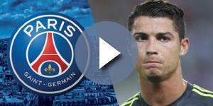 Cristiano Ronaldo a encore le doute, mais le PSG sait ce qu'il veut !