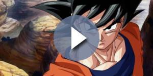 Son Goku se prepara para luchar