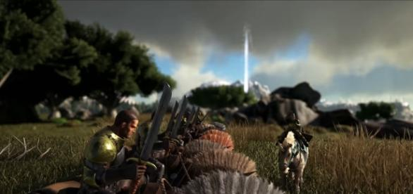 'Ark Survival Evolved' developers officially made the sponsored mod Ragnarok as an official map of the game (via YouTube/ARK: Survival Evolved)