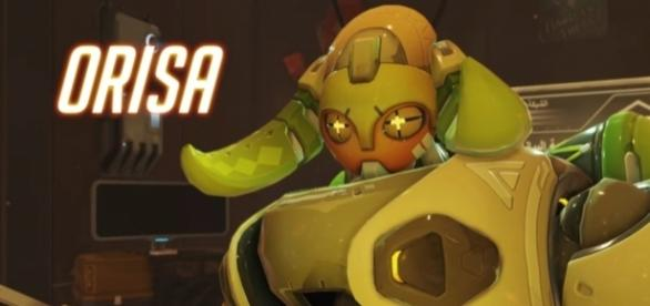 """The latest update in """"Overwatch"""" only brought a bug that boosted Orisa's ultimate (via YouTube/PlayOverwatch)"""