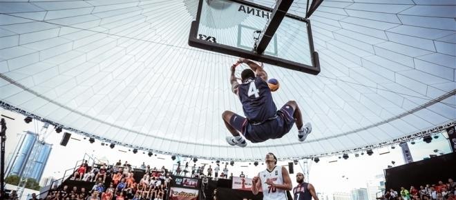 Cuando la duela se encoge: el 'boom' del baloncesto 3X3