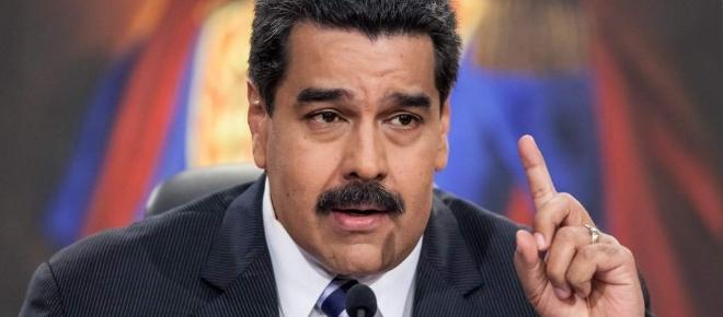 Nicolas Maduro destroza a Venezuela