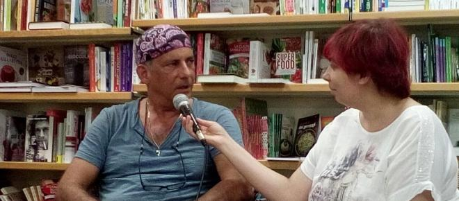 Sergio Bambarén ha chiuso a Bologna il tour di presentazione del suo nuovo libro