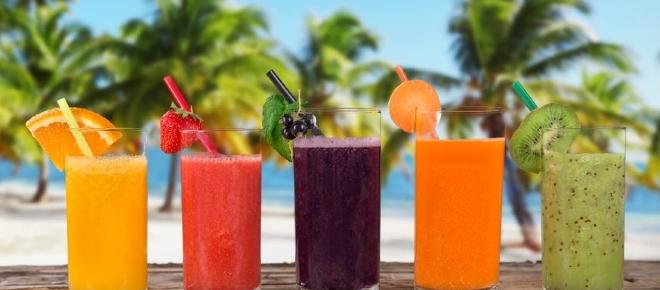 Top five foods for summer skin