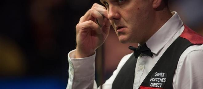 Snooker: Day is