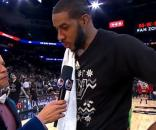 LaMarcus Aldridge and the Cleveland Cavaliers? - YouTube screenshot via FreeDawkins