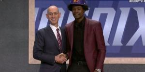 Boston Celtics pass on Josh Jackson - youtube screen cap / NBA